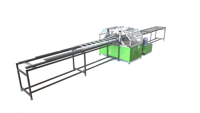 LPM-S - Ladder Machines - Products | Dinâmica Virtual